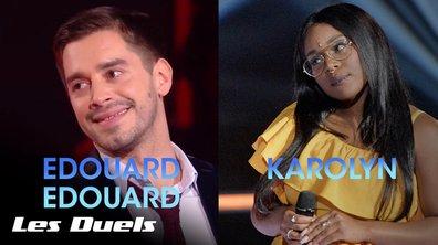 Karolyn vs Edouard Edouard | J't'emmène au vent | Louise Attaque