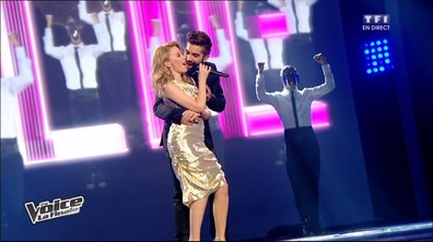 Kendji Girac & Kylie Minogue - Can't Get You Out of My Head(saison 03)
