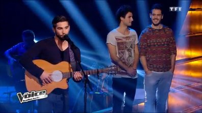 Kendji Girac - Hotel California (The Eagles) (saison 03)