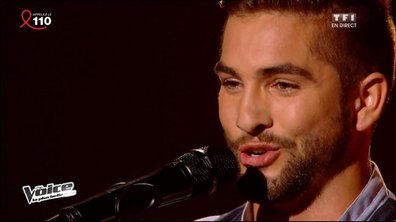 Kendji Girac - Mad World (Tears for Fears) (saison 03)