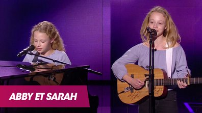 "Abby et Sarah - ""Say something"" - A Great big World Ft. Christina Aguilera"