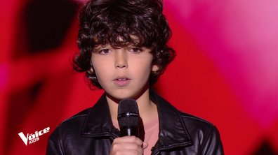 The Voice Kids - Ali chante « Who's livin' you » des Jackson Five