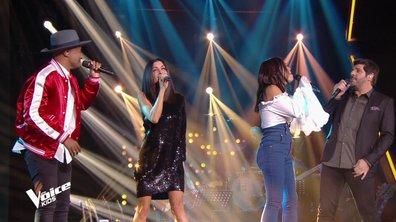 The Voice Kids 6 - Quels talents dans les équipes de Jenifer, Soprano, Amel Bent et Patrick Fiori ?