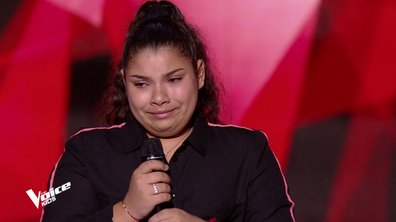 "The Voice Kids 6 - Antonia chante ""Historia de un amor"" en hommage à son papa (REPLAY)"