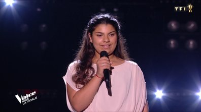 The Voice Kids : Antonia chante « Vole » de Céline Dion (Team Patrick Fiori)