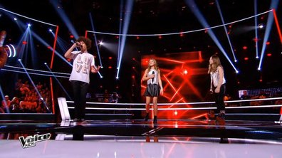 Battle : Nina – Lou – Iskander - « Still Loving You » (Scorpions)