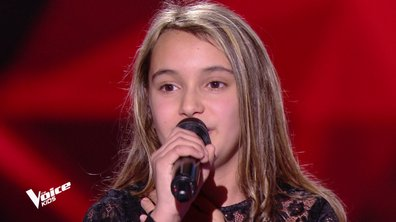 The Voice Kids - Camille chante « Le blues du businessman » de Starmania