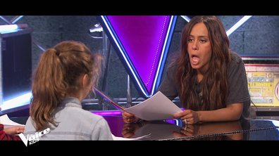 #Coaching - Amel Bent, la reine des grimaces !