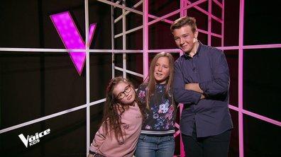 #Coaching : Emma, Marie et Enzo, un trio en mode Dalton !
