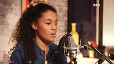 The Voice Kids : Coline chante « La tendresse » de Bourvil