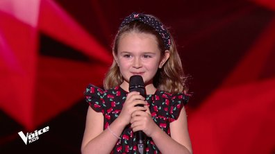 The Voice Kids - Maëline chante « Cœurdonnier » de Soprano