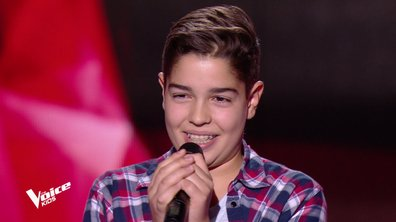 The Voice Kids - Enzo chante « Attention » de Charlie Puth