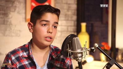 "The Voice Kids : Enzo chante ""Can't stop the feeling"" de Justin Timberlake"