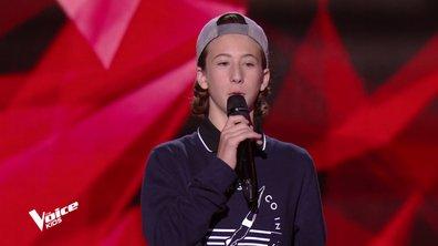 The Voice Kids - Esteban chante « N**** les clones » de Nekfeu
