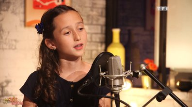 The Voice Kids : Eva chante « Bella ciao » de Banda Bassotti