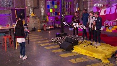 """Exclu : Jenifer : """"Un trio comme on en a jamais eu dans The Voice Kids"""""""