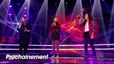 Exclu : Découvrez le premier trio des battles de The Voice Kids