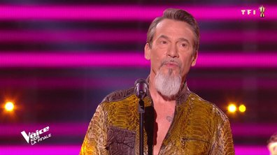 The Voice Kids : Florent Pagny chante son titre « Si une chanson »