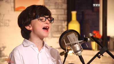 The Voice Kids : Gaspard chante « Roule » de Soprano