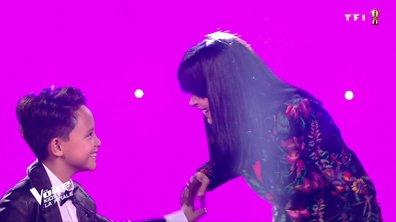 The Voice Kids 6 - FINALE : Lilou et Natihei dans l'équipe de Jenifer