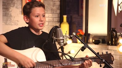 The Voice Kids : Joann chante « Les cactus » de Jacques Dutronc