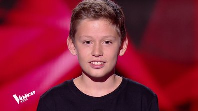 The Voice Kids - Joann chante « Formidable » de Stromae