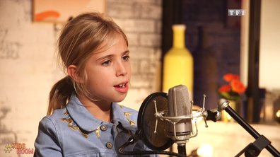 The Voice Kids : Julia chante « Tomorrow » d'Aileen Quinn (B.O « Annie »)