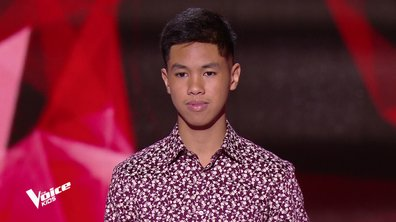 The Voice Kids - Julian chante « The dock of the bay » d'Otis Redding