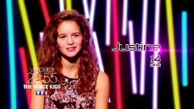 """Justine, 14 ans """"Quand je chante, j'exprime ce que je ressens"""""""