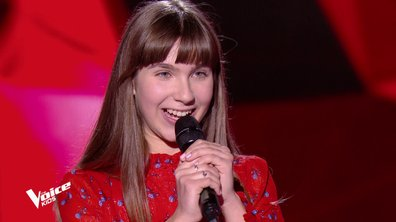 The Voice Kids - Leticia chante « Friends » de Mashmello & Anne-Marie