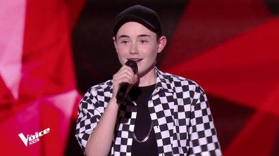 The Voice Kids - Lilou chante « On verra » de Nekfeu