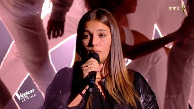 The Voice Kids : Manon chante « Le monde est stone » de Starmania (Team Patrick Fiori)