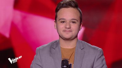 The Voice Kids - Mathias chante « In my blood » de Shawn Mendes