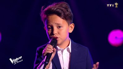 The Voice Kids : Natihei chante « I'll never love again » de Lady Gaga (Team Jenifer)