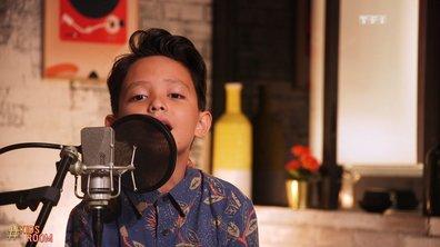 The Voice Kids : Natihei chante « Ne viens pas » de Roch Voisine
