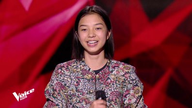 The Voice Kids - Nayana chante « Killing me softly » des Fugees
