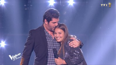 The Voice Kids : Patrick Fiori et Manon chantent « Vivre ou survivre » de Daniel Balavoine