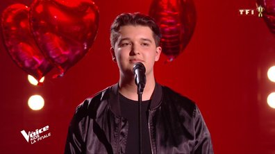 The Voice Kids : Philippe chante « L'envie d'aimer » de Daniel Levi (Team Soprano)