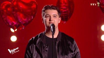 The Voice Kids : Philippe chante « L'envie d'aimer » de Daniel Levi (Team Soprano)