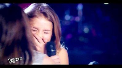 Kids. Les premières minutes de la demi-finale de The Voice Kids : Ils n'y croient toujours pas !
