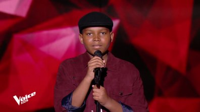 The Voice Kids – Roger chante « Soulman » de Ben L'Oncle Soul