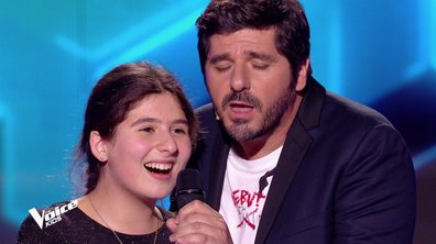 #SéquenceÉmotion : Patrick Fiori et Ermonia font pleurer Nikos !