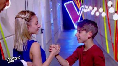 #SoCute : Dans la famille The Voice je demande le frère et la soeur...