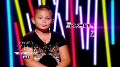 """Swany, 7 ans : """"Je chante tous les jours"""""""