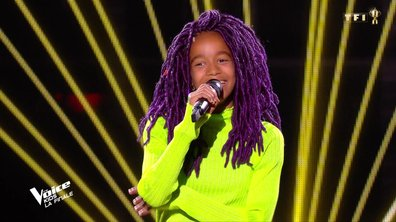 The Voice Kids : Talima chante « Happy » de Pharrell Williams (Team Soprano)
