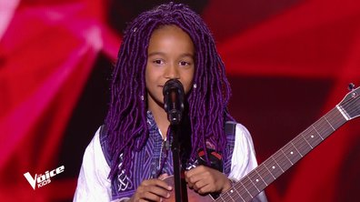 The Voice Kids - Talima chante « Tajabone » d'Ismaël Lô