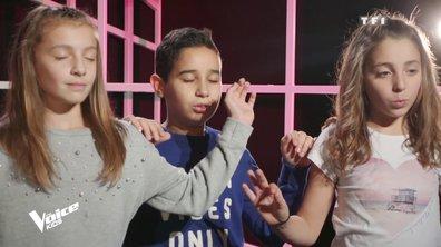 #TeamAmel - Maëlyss, Ismaël et Elodie « à la cool » en coaching