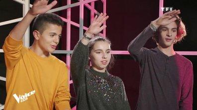 #TeamAmel – Hindy, Nassim et Zoé veulent profiter de l'instant présent pour la Battle