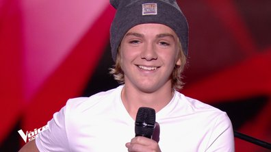 The Voice Kids - Tom chante « Beggin » de The Four Seasons
