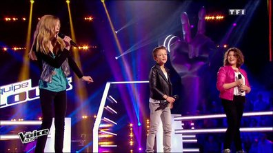 Coline & Arthur & Julia - I Wanna Dance with Somebody  (Whitney Houston) (saison 02)